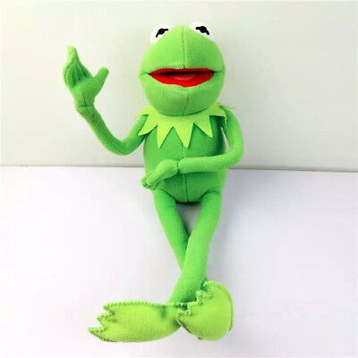 "16""/40cm Sesame Street Kermit the Frog Toy Soft Stuffed Animal plush Gift Doll"