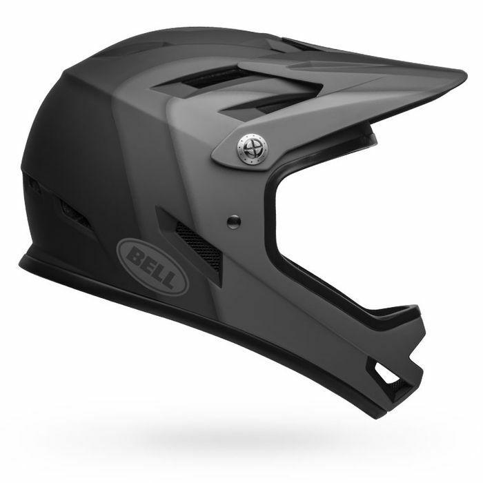 Bell Sanction Bike Helmet - Presences Matte Black - Medium