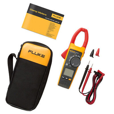Fluke 374 Fc True-rms Acdc Clamp Meter