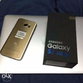 Samsung Galaxy S7 Edge , Brand new Box and Unlocked