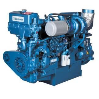 Marine Propulsion Engine 6 M26.2 Baudouin Diesel