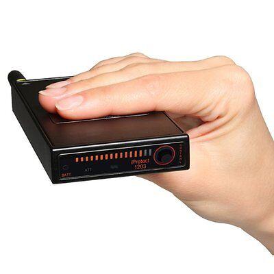 KJB DD12031 Wireless RF Camera Cell Phone GPS Spy Bug Signal Frequency Detector