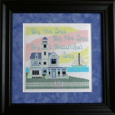 By the Sea - Village Home Series #5 - Ship's Manor/Stitchers' Village Designs