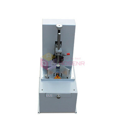 110v220v Electric Corner Rounder Machine For Stack Paper 80mm Thickness Cutter