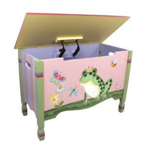 Girls Toy Chest BNIB