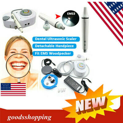 Dental Ultrasonic Scaler Piezo Handpiece For Compatible With Ems Woodpecker