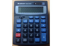 Vintage and Retro Desk Calculator Collection - 4 units