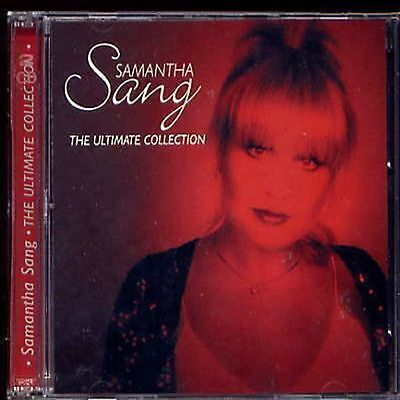 Samantha Sang Ultimate Collection Cd Bee Gees Westcoast David Foster