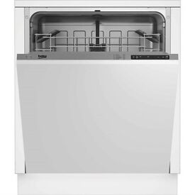 NEW GRADED:::BEKO DIN15210 FULL SIZE DISHWASHER WITH 12 MONTHS WARRANTY
