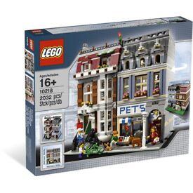 Lego Pet Shop 10218 BNISB