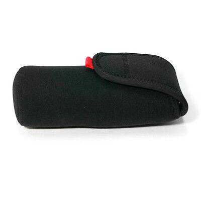 NEOPRENE FLASH CASE Pouch Bag M for Fuji EF-42 EF42 Shoe Mount Speedlite i