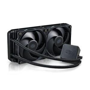 Cooler Master Seidon 240V All-in-one Blue LED CPU Liquid Cooling Kit