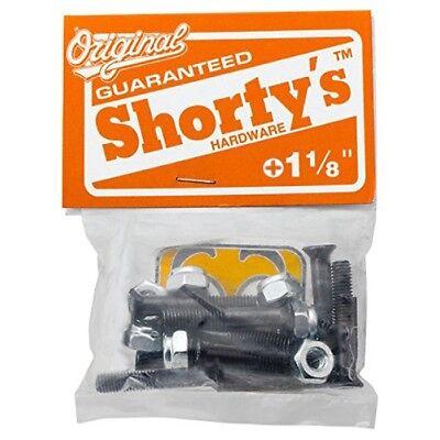 """Shortys 8 PACK Skateboard Hardware 1 1/8"""" PHILLIPS"""