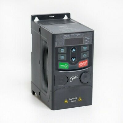 3hp 230v Galt Electric G200 Vfd Inverter Ac Drive G22s000100ul-01 Ul Listed