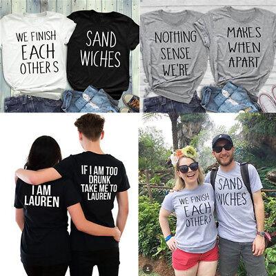 Nichts macht Sinn, wenn wir abgesehen T-Shirts beste Freund passende - Passende Kostüm Freunde