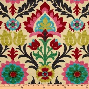 Waverly Santa Maria Desert Flower Floral Home Decor Fabric - 676122