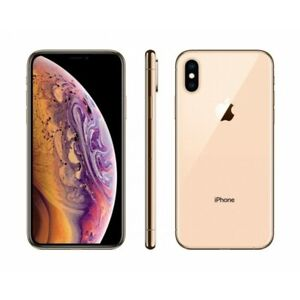 10/10 Iphone Xs MAX 256gb Gold 100% Battery Health