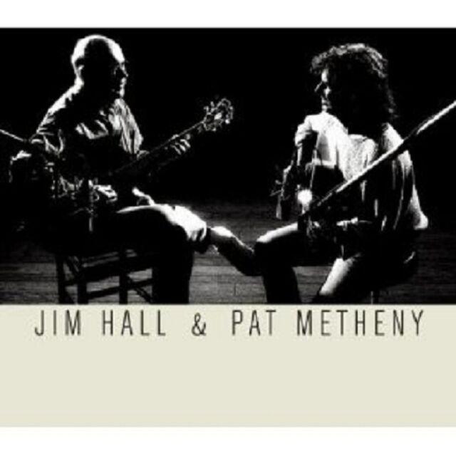 "JIM & METHENY PAT HALL ""JIM HALL & PAT METHENY"" CD NEU"