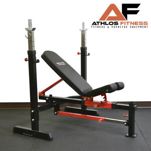 BRONSON Olympic Press Bench