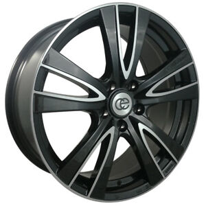 Ikon Mags and Tires 225-65-17 - 5x114.3