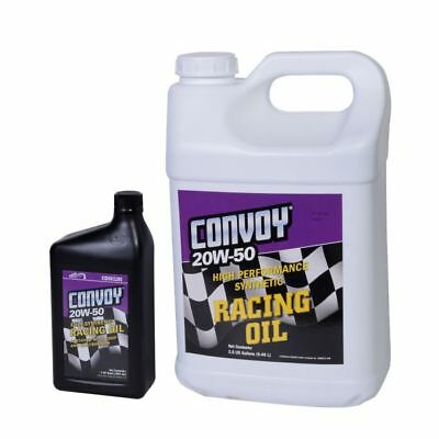 Convoy® 20W-50 Motor Oil- BEST MOTOR OIL- long lasting, racing