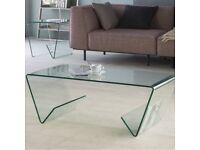 Coffee Table Glass III | Wayfair - Brand New | RRP £384
