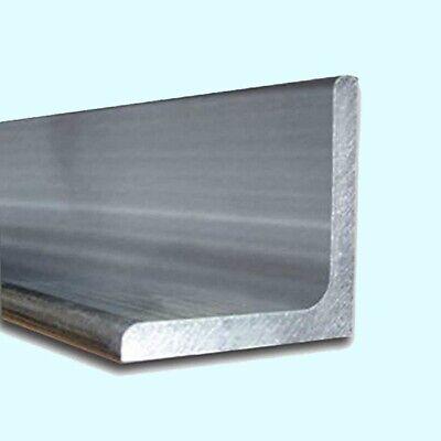 Aluminum Angle 14 X 2 X 8 Ft Length Unpolished Alloy 6061 90 Stock