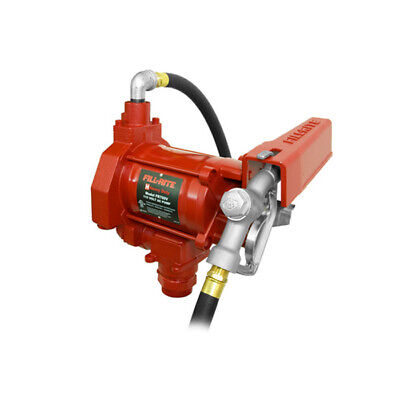 Tuthillfill-rite Fr700v 115v Ac Fuel Transfer Pump With Manual Nozzle
