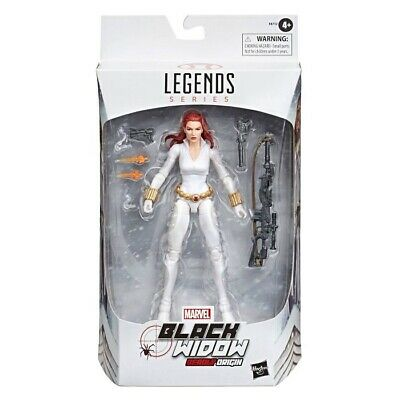 Marvel Legends Black Widow Deadly Origin (White) Target Exclusive New In-Hand
