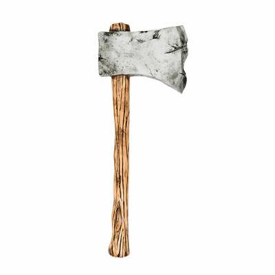 Baumfäller Axt, ca. 49 cm, ideal als Halloween- und Karnevalskostümzubehör