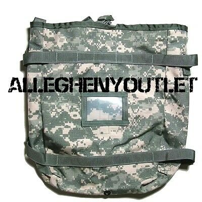 USGI Military Molle ll ACU Digital Camo RADIO UTILITY POUCH for Ruck Sack NEW