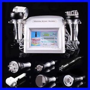 8 In1 Vacuum Cavitation Multipolar RF Weight Loss Slimming Beauty Photon Machine