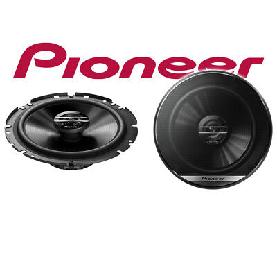 Pioneer TS-G1720F-16cm 2-Wege Engatusar Altavoz 300 Vatios Cajas Coche
