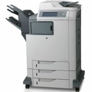HP Color LaserJet CM4730fsk - Warranty Until 2020