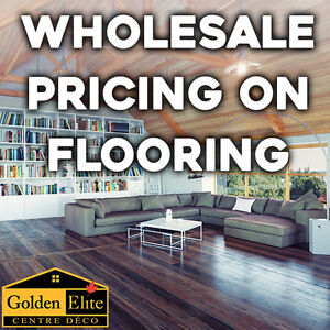 Wholesale Pricing on Flooring