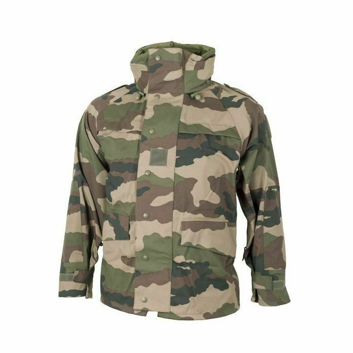 Genuine French Foreign Legion Waterproof Gore-Tex CCE Camouf