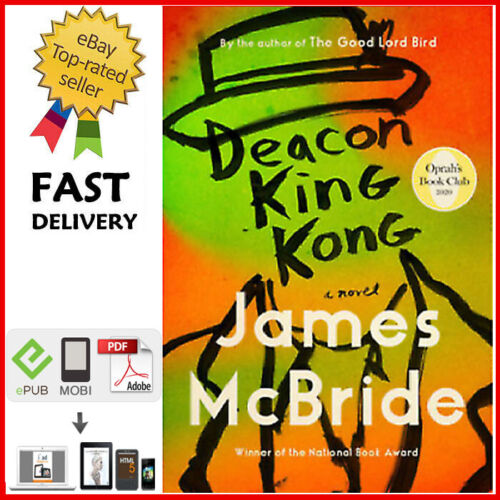 Deacon King Kong by James McBride - Fast Delivery