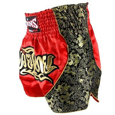 Twins Muay Thai Shorts. TTBL 70 Fancy. Größe: S-L. Thaiboxen, Kickboxen, MMA.