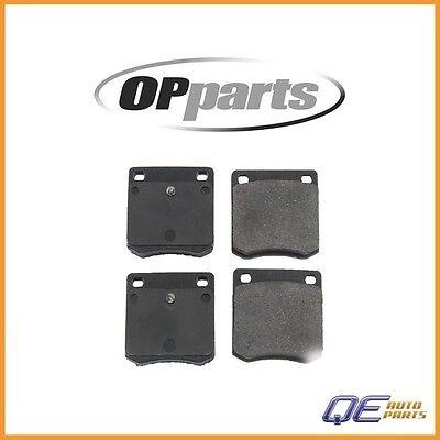 Rear Disc Brake Pad OPparts Ceramic D8167OC Fits: Nissan 200SX 280ZX 1979 - 1981