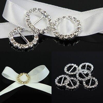 Silber&Gold Party Hochzeit Geschenk Verschluss Dekor 10er (Gold Hochzeit Dekor)