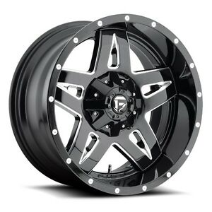 """LOOKING FOR 18"""" FUEL WHEELS FOR CHEVROLET"""