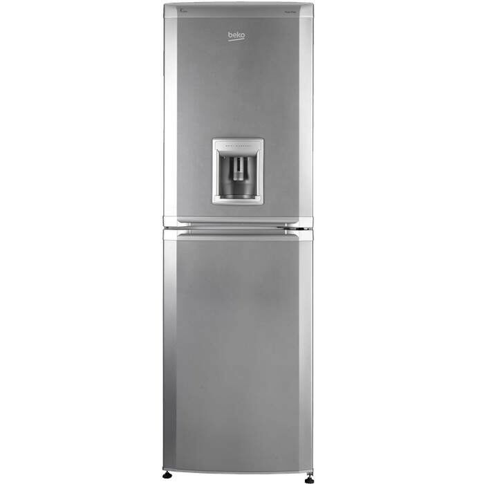 Beko CFD5834APS Frost Free Fridge Freezer - Silver ( Used, 15 months old)