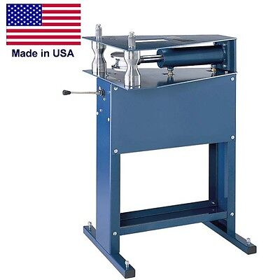 Industrial Electric Bender - 12 Ton - 20500 Psi - 115 Volts - 26 X 43 X 27