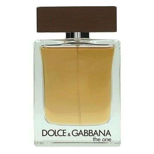 The One Cologne by Dolce & Gabbana for Men 1.6 oz EDT Spray (Unbox) Brand New