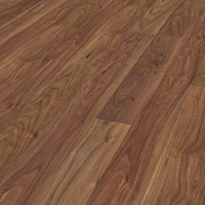 X5 PACKS CLASSIC WALNUT 7MM LAMINATE FLOORING