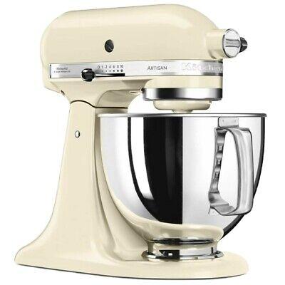 KitchenAid Artisan Mixer 4.8L Almond Cream (5KSM175PSBAC)