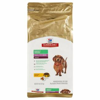 FREE Hills Science Diet for Small Breed - Perfect Weight