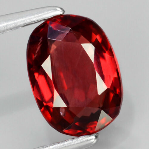 1.1 Carat Natural Spessartite Garnet Loose Gemstones
