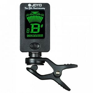 Guitar / Bass clip-on tuner