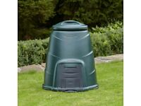 FREE, 2 large Compost bins.